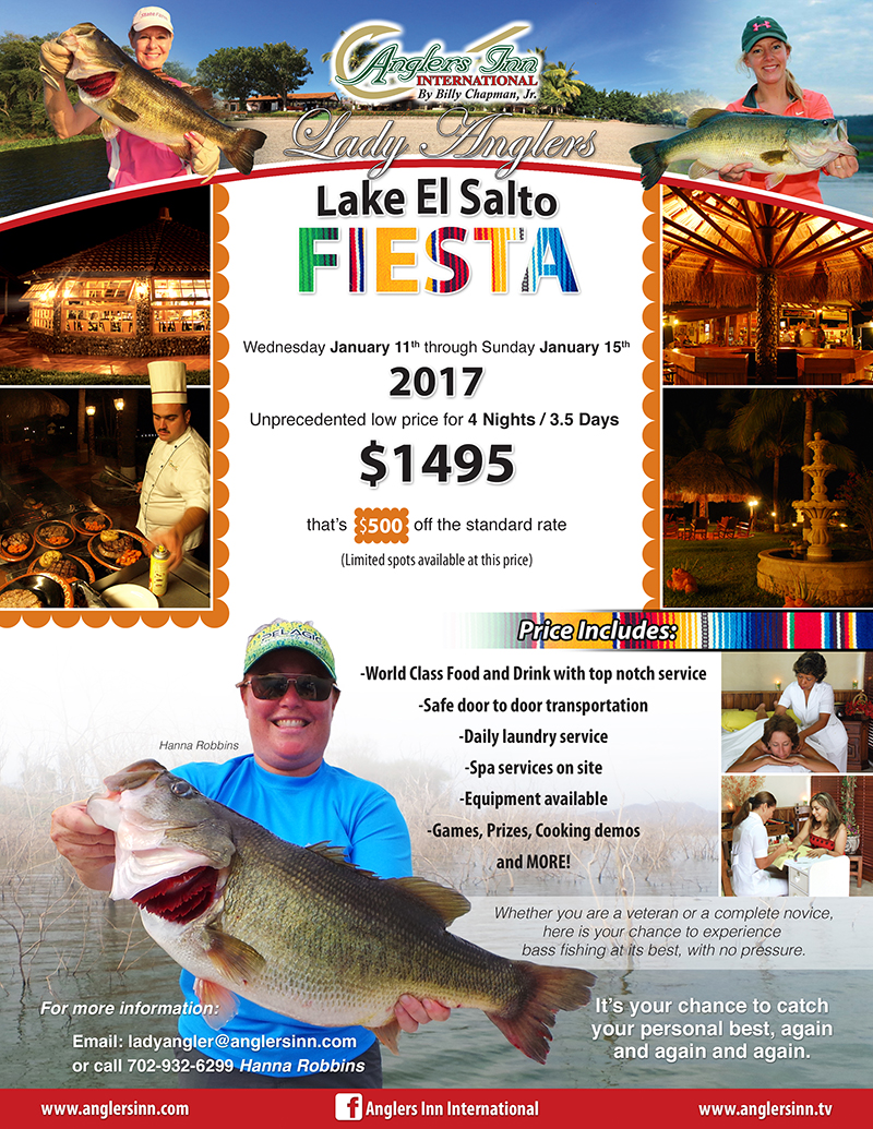 Lady's Lake El Salto Trip 2017