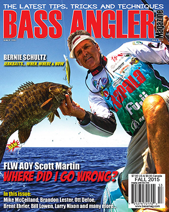Bass Anglers Magazine - The Best bass fishing magazine on the rack! Subscribe Today and Catch More Bass