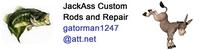 Custom Rods and Rod Repair contact gatorman at ATT dot net