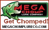 Get Chomped at Mega Chomp Lure Company and Get The Best Baits for your Money