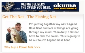 Mike Cork Editor and Chief of Ultimate Bass takes a unique look at Bass Fishing as a whole.